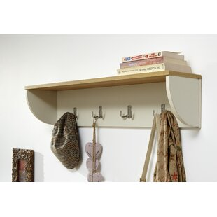 Boaman Wall Mounted Coat Rack By Brambly Cottage