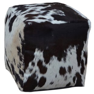 Redcastle Square Pouf by Gracie Oaks