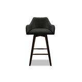 Vicky Bar & Counter Stool by Ivy Bronx
