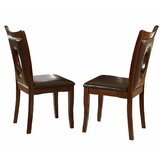 Zajac Upholstered Dining Chair (Set of 2) by Winston Porter