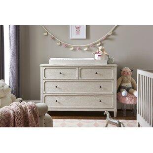 Compare Serendipity 4 Drawer Dresser ByCanora Grey