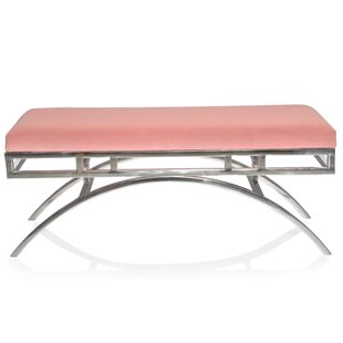 Gambill Upholstered Bench by Everly Quinn