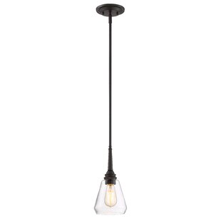 Designers Fountain Foundry 1-Light Cone Pendant