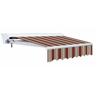 Luxury Series Retractable Patio Awning by Advaning