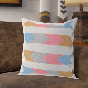 Lindel Cotton Throw Pillow
