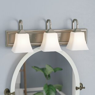Parkersburg 3-Light Vanity Light By Three Posts