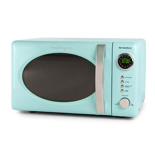 Retro Series 14 0.7 cu. ft. Countertop Microwave by Nostalgia