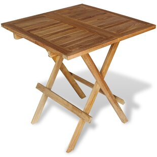 Roney Wooden Bistro Table