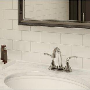 Symmons Elm Centerset Bathroom Faucet with D..