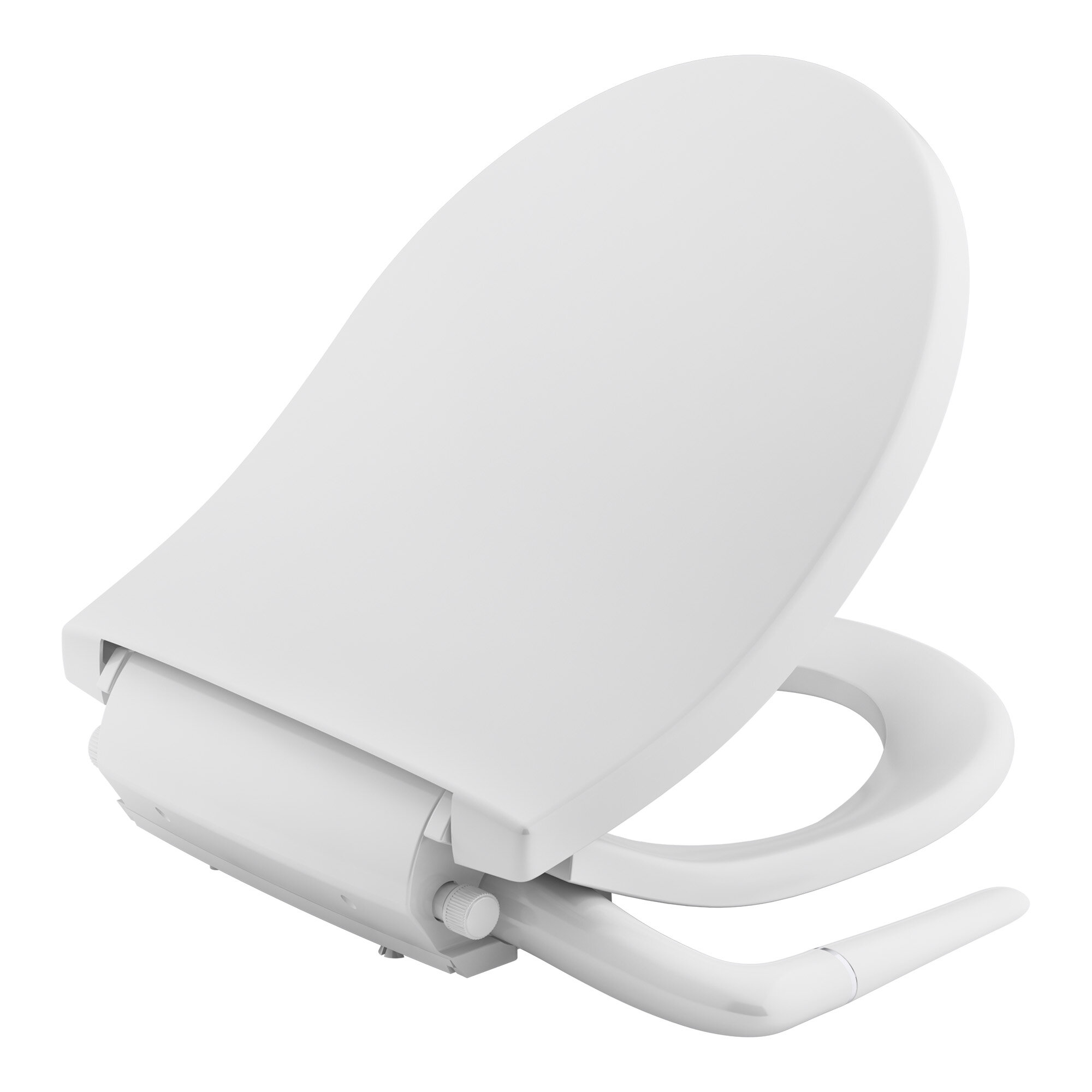 Outstanding Puretide Manual Cleansing Round Toilet Seat Bidet Pabps2019 Chair Design Images Pabps2019Com