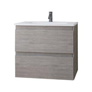 Carnarvon 600mm Wall Hung Single Vanity Unit By Belfry Bathroom