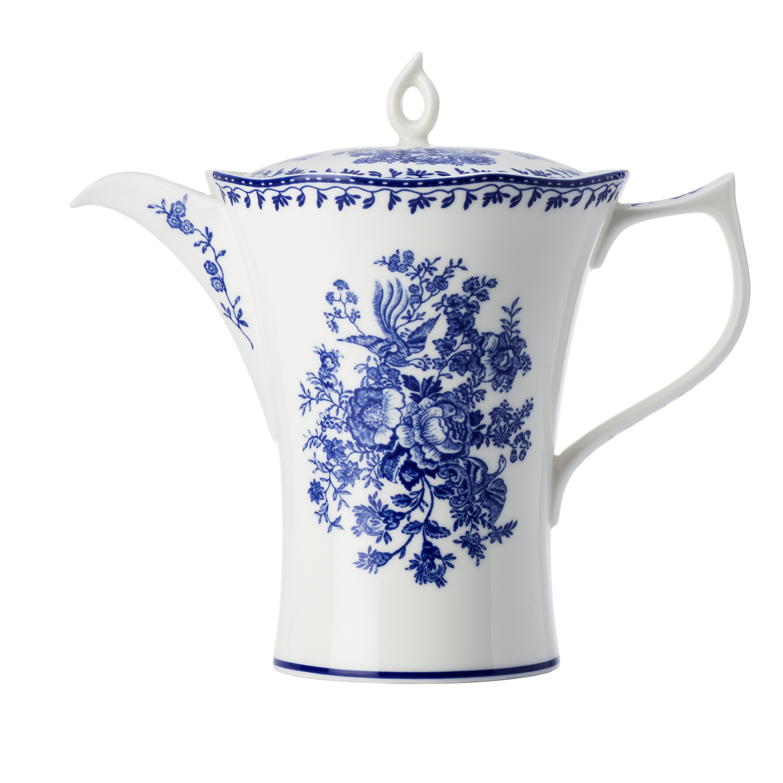 Oneida Lancaster Garden Porcelain Teapot Wayfair