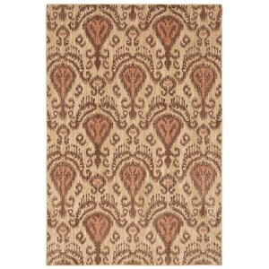 Brentford Brown Area Rug