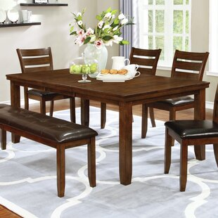 Savings Great Northern Dining Table ByRed Barrel Studio