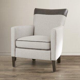 5 West Aston Armchair by Sunpan Modern