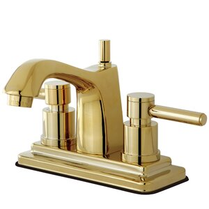 Buy Concord Double Handle Centerset Bathroom Faucet with Pop-Up Drain!