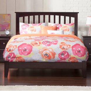 Corcoran Queen Panel Bed