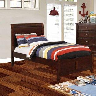 Hilltop Sleigh 4 Piece Bedroom Set