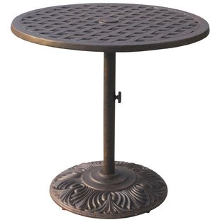 Astoria Grand Mckinney Round Bar Table
