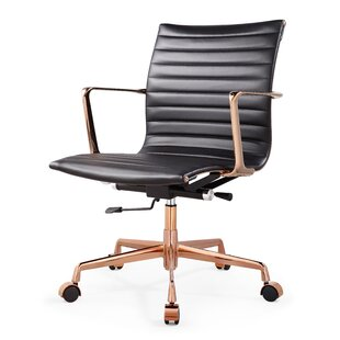 Savings Aniline Conference Chair by Meelano Reviews (2019) & Buyer's Guide