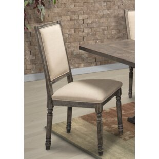 Oxford Solid Wood Dining Chair (Set of 2) Ophelia & Co.