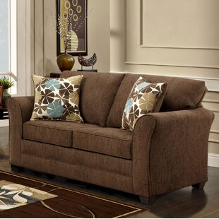 Shop Asha Loveseat by Bayou Breeze