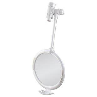 Savings Z'Fogless Telescoping Water Shower Mirror By Zadro