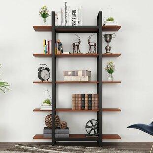 Cardoza Etagere Bookcase