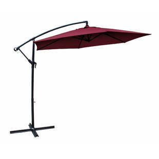 10' Cantilever Umbrella by Euro Style Collection