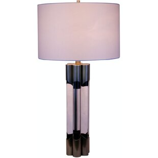 Blanco Finish Frame 31 Table Lamp