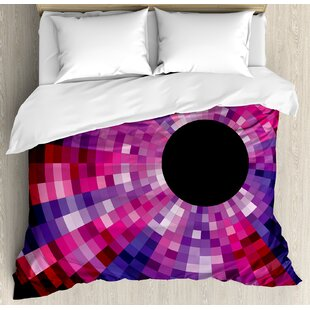 East Urban Home Abstract Mosaic Pattern D..
