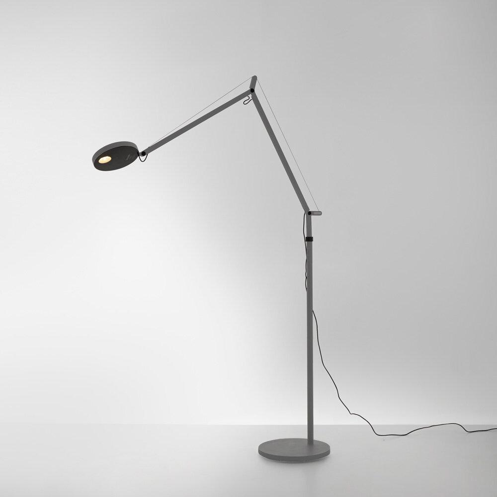 Artemide Demetra Classic 50 5 Led Task Floor Lamp Wayfair