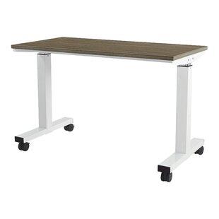 Kershner Pneumatic Wide Standing Desk by Symple Stuff