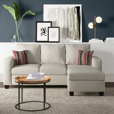 Awe Inspiring Mercury Row Morpheus Reversible Sectional Ottoman Upholstery Uwap Interior Chair Design Uwaporg