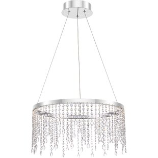 Tilda 1-Light LED Pendant by Mercer41