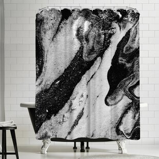 Ashley Camille Sugar Stone Single Shower Curtain