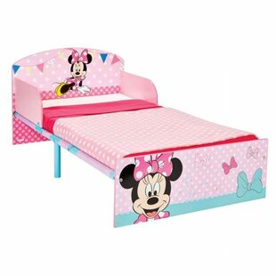 Jaymalin 70 X 140cm Covertible Toddler Bed By Zoomie Kids