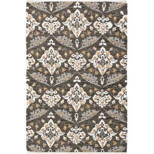 Dever Hand-Woven Area Rug by Bungalow Rose