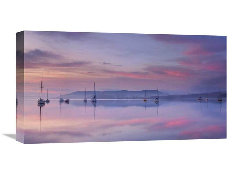 Global Gallery Morning Mood By Max Witjes Photographic Print On Wrapped Canvas Wayfair