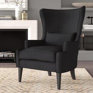 Greyleigh Roma Wingback Chair