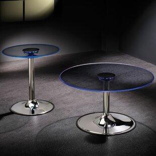 Pradyoth 2 Piece Coffee Table Set Orren Ellis