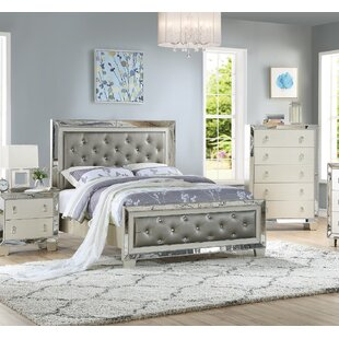 Bargain Altheimer Upholstered Panel Bed by Everly Quinn Reviews (2019) & Buyer's Guide