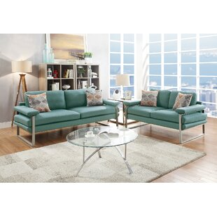 Reviews Altimari 2 Piece Living Room Set by Ivy Bronx Reviews (2019) & Buyer's Guide