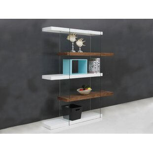 Compare prices Mcduffy Standard Bookcase By Mercury Row