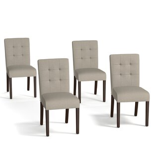 Best Choices Isidora Side Chair Set (Set of 4) byBrayden Studio - Popular Kitchen u0026 Dining Chairs  sc 1 th 225 : set of 4 kitchen chairs - Cheerinfomania.Com