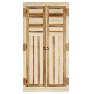 Auten 2 Door Wardrobe By Bloomsbury Market