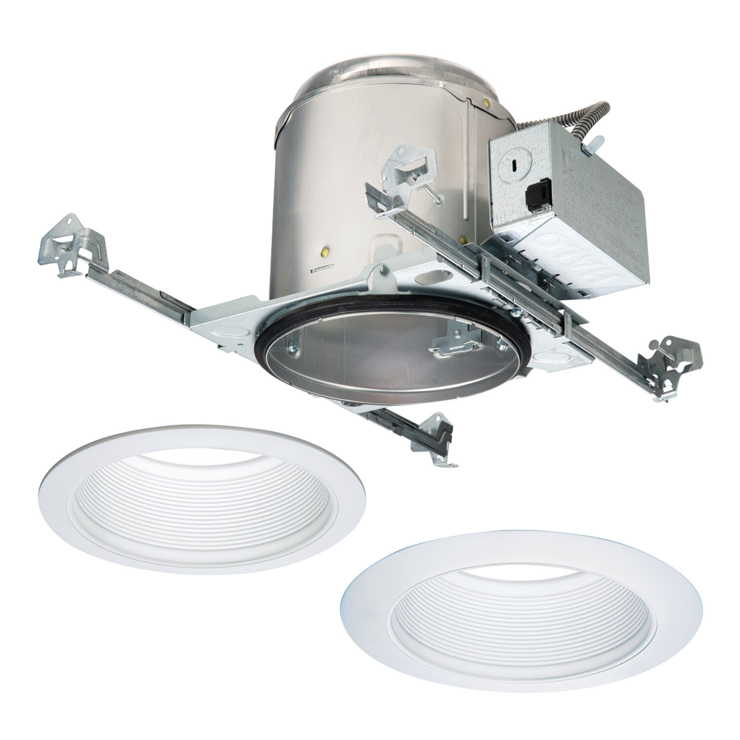 Halo 6 Recessed Lighting Kit