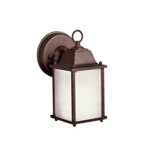 Comparison 1-Light Outdoor Wall Lantern By Kichler