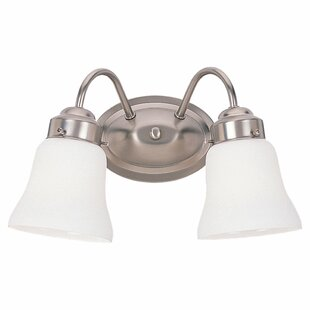 Looking for Darmstadt Traditional 2-Light Vanity Light By Three Posts