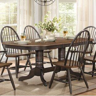 Estefania Dining Table by Gracie Oaks